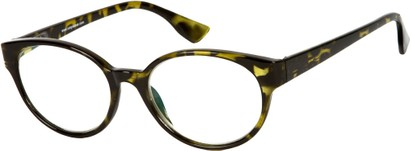 Angle of The Lancaster Computer Reader in Tortoise, Women's and Men's