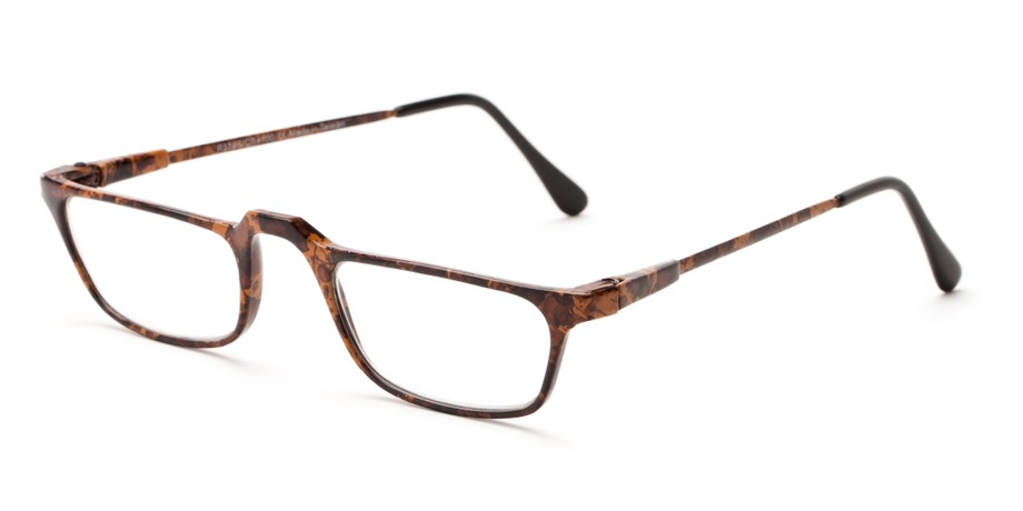 7c17a8be51f Unisex Half Frame Reading Glasses