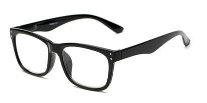 retro square photochromic reader