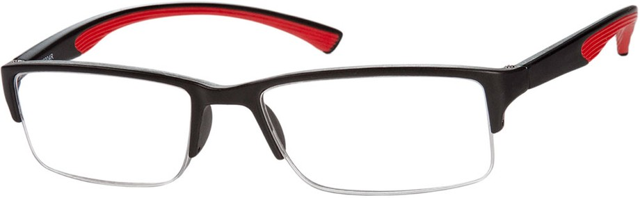 817d20cdbb9 The Everest Semi-Rimless Sport Reading Glasses