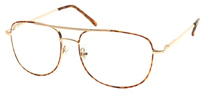 Angle of The Wallace in Tortoise Frame, Women's and Men's