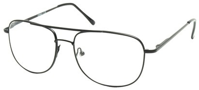 Angle of The Wallace in Grey and Black Frame, Women's and Men's