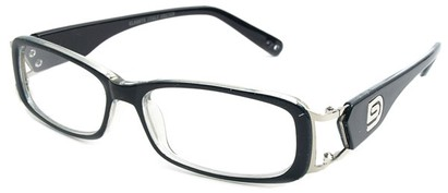 Angle of The Devin in Black Frame, Women's and Men's