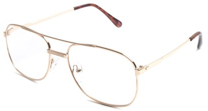Angle of The Roosevelt in Gold, Women's and Men's
