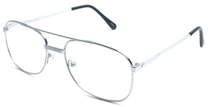 Angle of The Roosevelt in Silver, Women's and Men's