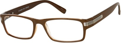 Angle of The Jansen in Brown, Women's and Men's