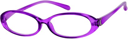 Angle of The Caitlin in Purple, Women's and Men's