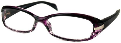 Angle of The Lois in Purple and Black, Women's and Men's