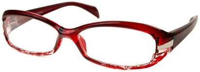 Angle of The Lois in Red and Clear, Women's and Men's