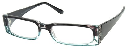 Angle of The Sharon in Blue Frame, Women's and Men's