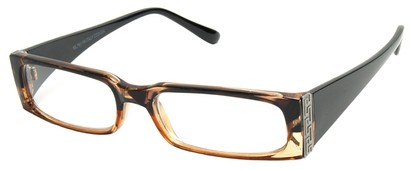 Angle of The Sharon in Brown Frame, Women's and Men's
