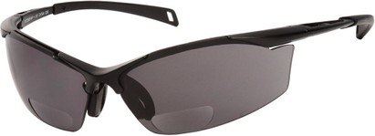 Semi Rimless Sport Sun Readers