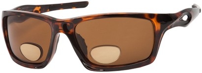 Sporty Bifocal Polarized Sun Readers