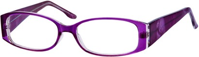 Angle of The Palladio in Purple, Women's and Men's