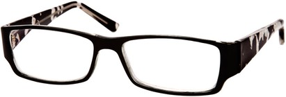 Angle of The Shaw in Black/Clear, Women's and Men's