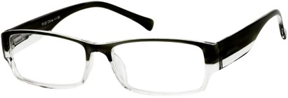 Angle of The Clifford in Black/Clear, Women's and Men's
