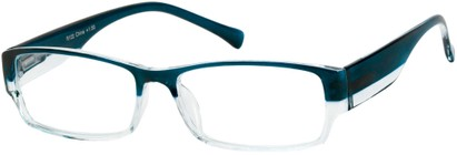 Angle of The Clifford in Blue/Clear, Women's and Men's