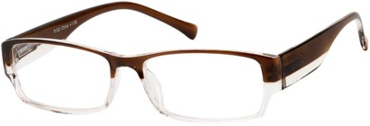 Angle of The Clifford in Brown/Clear, Women's and Men's