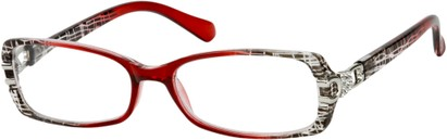 Angle of The Ginger in Red Multi, Women's and Men's
