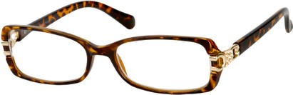 Angle of The Ginger in Tortoise, Women's and Men's