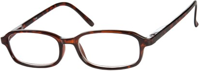 Angle of The Jacksonville in Brown Tortoise, Women's and Men's