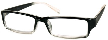 Angle of The Southridge in Black/Clear, Women's and Men's