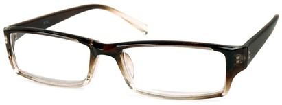 Angle of The Southridge in Brown/Clear, Women's and Men's