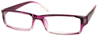 Angle of The Southridge in Purple/Clear, Women's and Men's