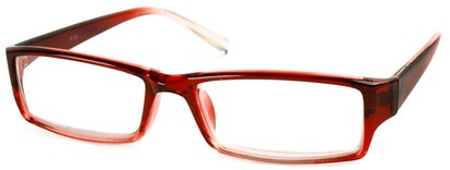 Angle of The Southridge in Red/Clear, Women's and Men's