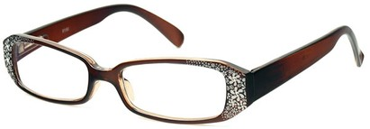Angle of The Darcy in Brown, Women's and Men's