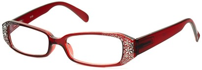 Angle of The Darcy in Red, Women's and Men's