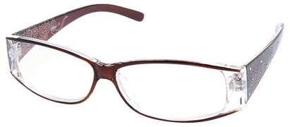 Angle of The Ava in Brown, Women's and Men's