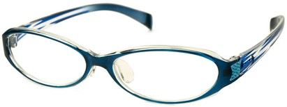Angle of The Lana in Blue Zebra, Women's and Men's