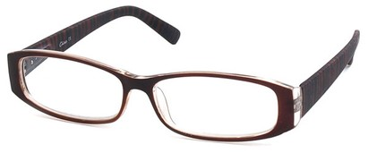 Angle of The Emma in Chocolate Brown, Women's and Men's