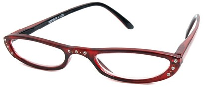 Angle of The Charlotte in Red, Women's and Men's