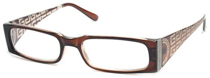 Angle of The Danielle in Brown, Women's and Men's