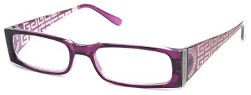 Purple Reading Glasses :  eyewear frame purple glasses purple reading glasses
