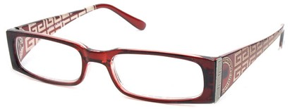 Angle of The Danielle in Red, Women's and Men's