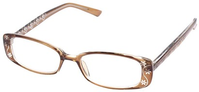 Angle of The Pamela in Light Brown, Women's and Men's