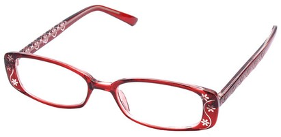 Angle of The Pamela in Red, Women's and Men's