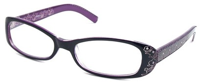 Angle of The Daphne in Purple, Women's and Men's