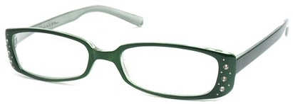 Angle of The Julie in Green, Women's and Men's