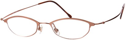 Angle of The Barrymore in Copper, Women's and Men's