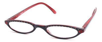 Angle of The Anyah in Black and Red, Women's and Men's