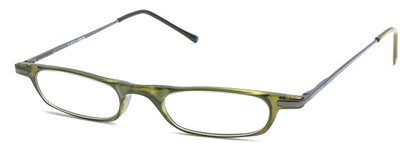 Angle of The Austin in Green, Women's and Men's