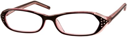 Angle of The Portia in Red and Pink, Women's and Men's