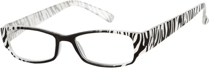 Zebra Print Reading Glasses