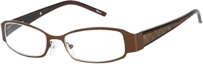 Metal Trim Reading Glasses