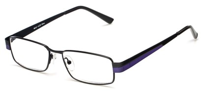 Angle of The Baybridge in Black/Purple, Women's and Men's