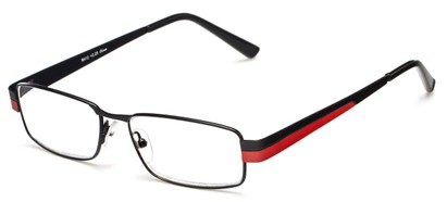 Angle of The Baybridge in Black/Red, Women's and Men's